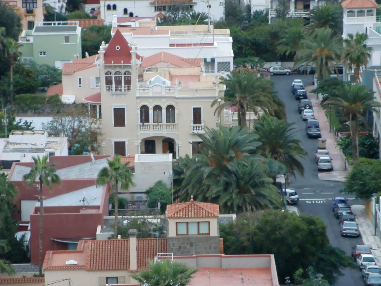 Ciudad jardin en las palmas de gran canaria se hace for Casas en ciudad jardin